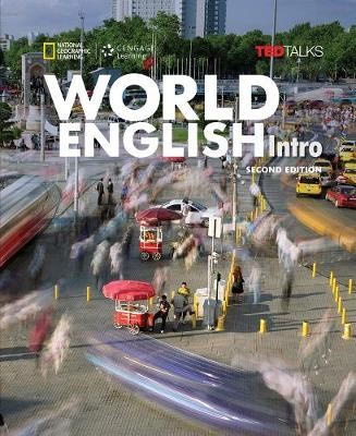 World English Intro: Student Book with CD-ROM - pr_314131
