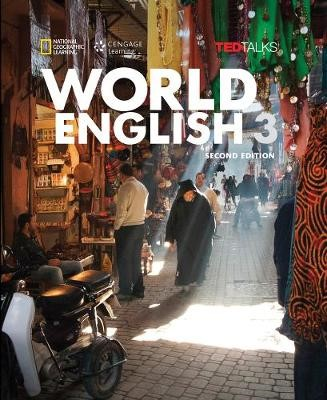 World English 3: Student Book with CD-ROM - pr_314119