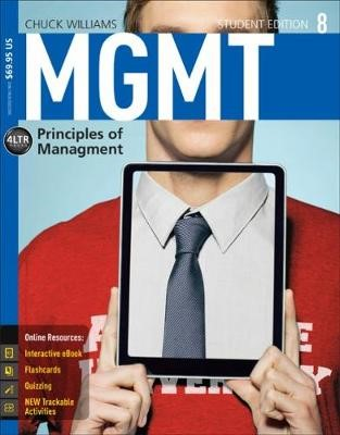 MGMT8 (with CourseMate, 1 term (6 months) Printed Access Card) - pr_314174