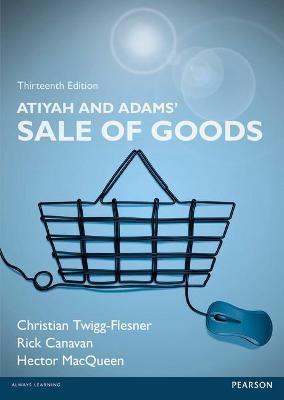 Atiyah and Adams' Sale of Goods - pr_286469