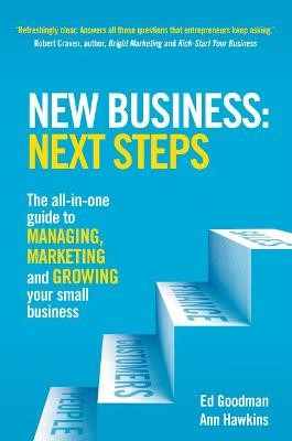 New Business: Next Steps -
