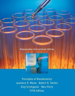 Principles of Biochemistry: Pearson New International Edition -