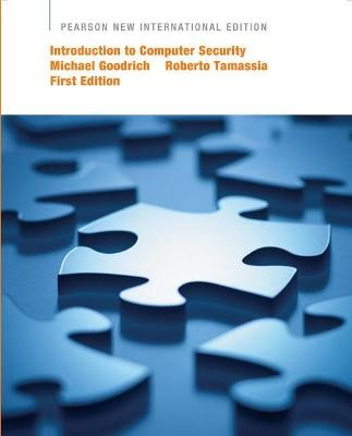 Introduction to Computer Security: Pearson New International Edition - pr_223548