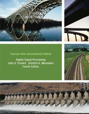 Digital Signal Processing: Pearson New International Edition -