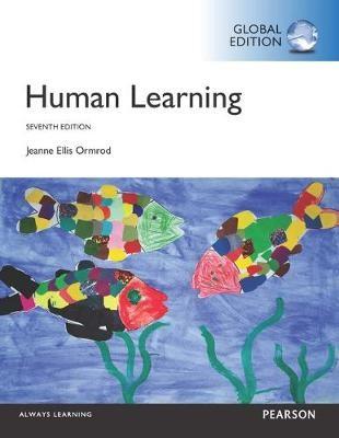 Human Learning, Global Edition -