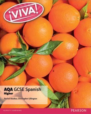 Viva! AQA GCSE Spanish Higher Student Book - pr_40683