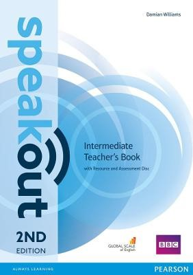 Speakout Intermediate 2nd Edition Teacher's Guide with Resource & Assessment Disc Pack -
