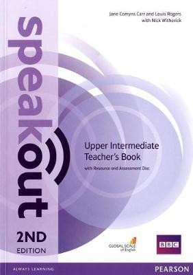 Speakout Upper Intermediate 2nd Edition Teacher's Guide with Resource & Assessment Disc Pack -