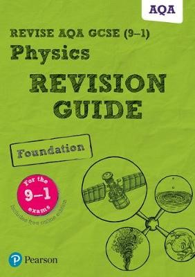 Revise AQA GCSE (9-1) Physics Foundation Revision Guide - pr_17826