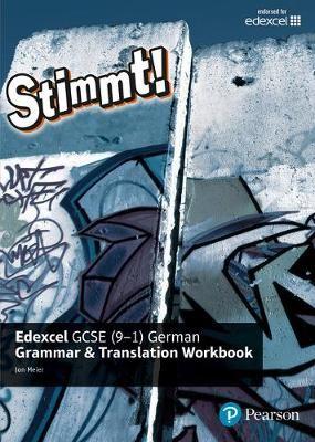Stimmt! Edexcel GCSE German Grammar and Translation Workbook - pr_238731