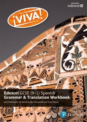 Viva! Edexcel GCSE Spanish Grammar and Translation Workbook - pr_245594