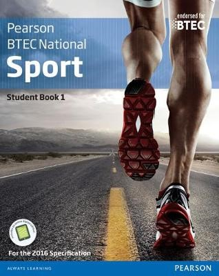 BTEC Nationals Sport Student Book 1 + Activebook -
