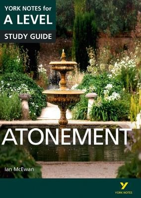 Atonement: York Notes for A-level -