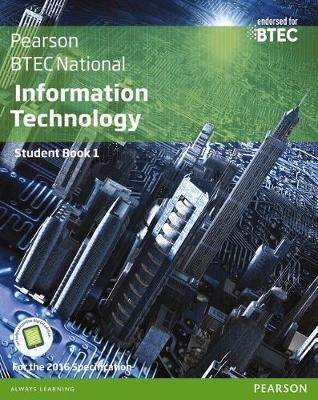 BTEC Nationals Information Technology Student Book + Activebook - pr_17755