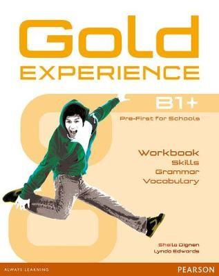 Gold Experience B1+ Language and Skills Workbook -
