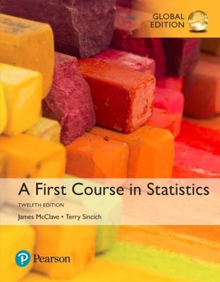 A First Course in Statistics, Global Edition - pr_1701176