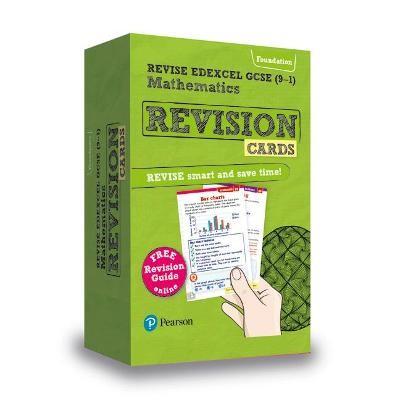 REVISE Edexcel GCSE (9-1) Mathematics Foundation Revision Cards - pr_313774