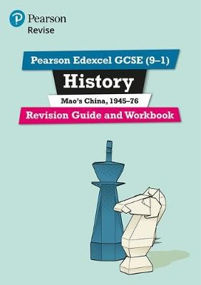 Pearson Edexcel GCSE (9-1) History Mao's China, 1945-76 Revision Guide and Workbook - pr_17701