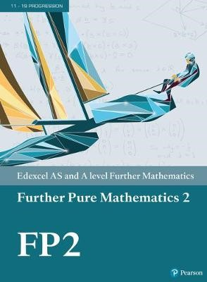 Edexcel AS and A level Further Mathematics Further Pure Mathematics 2 Textbook + e-book - pr_32517
