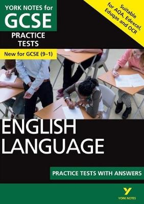 English Language Practice Tests with Answers: York Notes for GCSE (9-1) - pr_238726