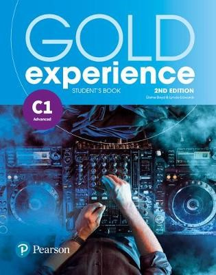 Gold Experience 2nd Edition C1 Student's Book -