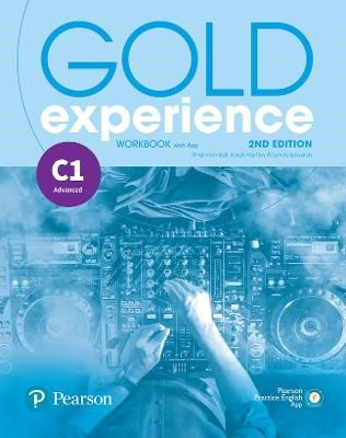 Gold Experience 2nd Edition C1 Workbook -