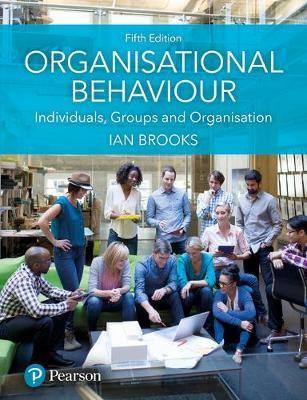 Organisational Behaviour -