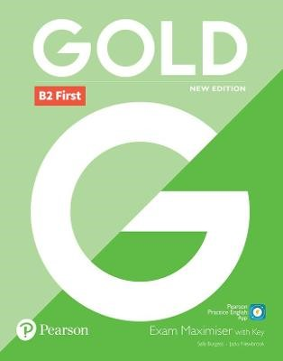 Gold B2 First New Edition Exam Maximiser with Key -