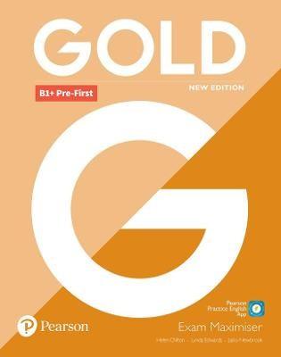 Gold B1+ Pre-First New Edition Exam Maximiser -