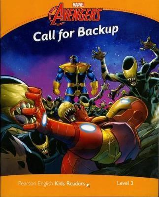Level 3: Marvel's Avengers: Call for Back Up -