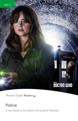 Level 3: Doctor Who: Flatline Book & MP3 Pack -