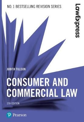 Law Express: Consumer and Commercial Law, 5th edition -