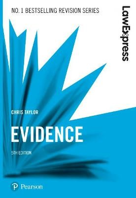 Law Express: Evidence, 5th edition -