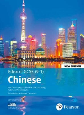 Edexcel GCSE Chinese (9-1) Student Book New Edition -