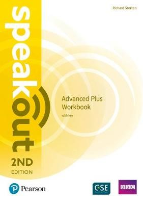 Speakout Advanced Plus 2nd Edition Workbook with Key -