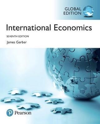 International Economics, Global Edition -