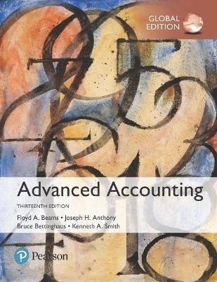 Advanced Accounting, Global Edition -