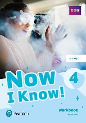 Now I Know 4 Workbook with App -