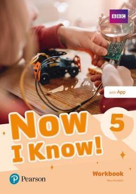 Now I Know 5 Workbook with App -
