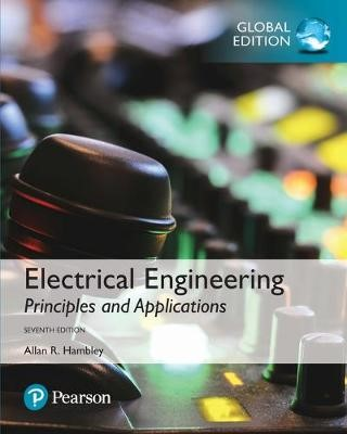 Electrical Engineering: Principles & Applications, Global Edition - pr_89154