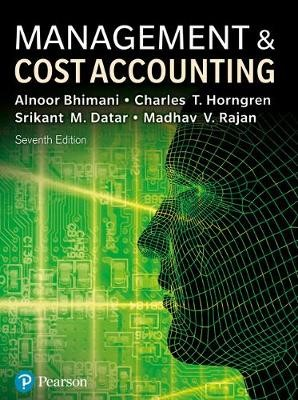 Management and Cost Accounting - pr_88707