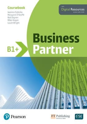 Business Partner B1+ Coursebook and Basic MyEnglishLab Pack -