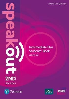 Speakout Intermediate Plus 2nd Edition Students' Book and DVD-ROM Pack -