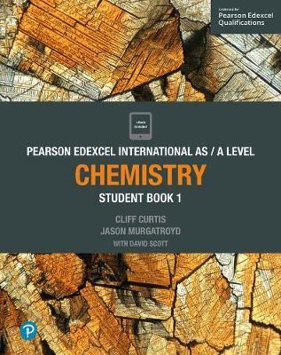 Pearson Edexcel International AS Level Chemistry Student Book - pr_303446