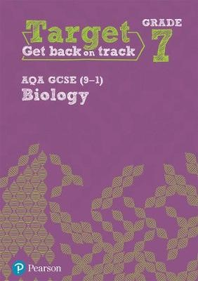 Target Grade 7 AQA GCSE (9-1) Biology Intervention Workbook -
