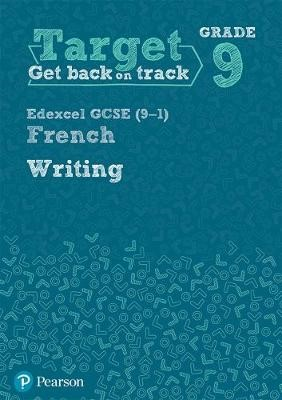 Target Grade 9 Writing Edexcel GCSE (9-1) French Workbook - pr_248979