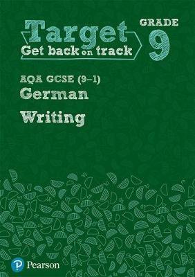 Target Grade 9 Writing AQA GCSE (9-1) German Workbook - pr_248983