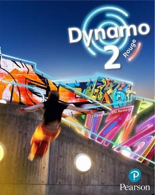 Dynamo 2 Rouge Pupil Book (Key Stage 3 French) - pr_248994