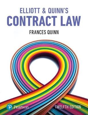 Elliott & Quinn's Contract Law -