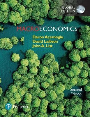 Macroeconomics, Global Edition -
